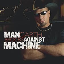 leave a light on garth brooks garth brooks man against machine amazon com music