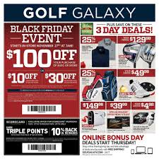best thanksgiving day deals golf galaxy black friday 2017 ad deals u0026 sale