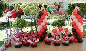 decorating an outdoor venue with balloons cebu balloons