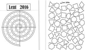 lenten calendar templates 2016 praying in color