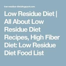 best 25 high residue diet ideas on pinterest ibd diet crohns