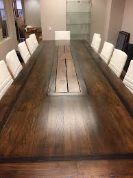 Boardroom Table Ideas Perfect Rustic Conference Table 10ft Turkish Steel Conference