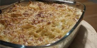 plat facile a cuisiner et rapide le gratin de pâtes au jambon un plat simple économique et surtout