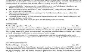Warehouse Resume Template Free Free Warehouse Resume Templates Warehouse Worker Resume