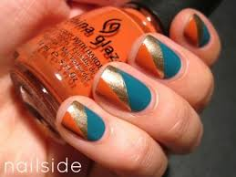 fall color nails pictures photos and images for facebook