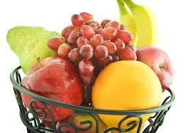 basket fruit light delightful fruit basket