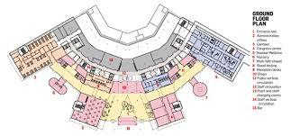 floor plan of hospital la spezia hospital ground floor plan places to visit pinterest