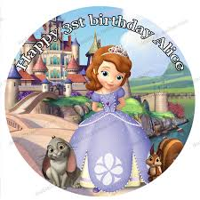where to buy edible paper princess edible paper for cake topper with name age 1pcs 8
