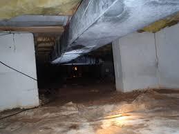 crawl space repair u0026 encapsulation in parkersburg huntington