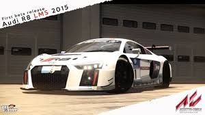 first audi r8 assetto corsa first audi r8 lms 2015 beta release by agu modding