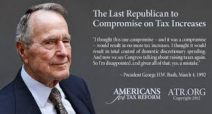 the 22 year war of george h w bush and grover norquist