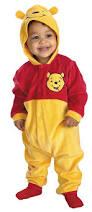 Infant Robin Halloween Costume Winnie Pooh Infant 0 6 Mo Pooh Costume U0026 Christopher Robin