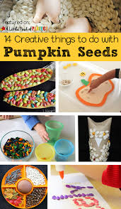 14 fun things to do with leftover pumpkin seeds with kids