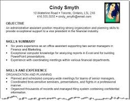 Proper Resume Examples by Should I Put A Photo In My Resume U2013 Resume Writing Tips U2013 The