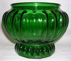 Antique Glass Vases Value 266 Best Vintage Fenton Green Glass Images On Pinterest Emerald