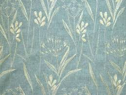 Duck Egg And Gold Curtains Agean Duck Egg Fabric Curtains Upholstery Fabric