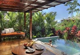 Tropical Patio Design Small Plunge Pools Design Ideas U2013 Awesome Small Backyard Pools
