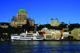 a day in quebec city and montmorency falls with cruise
