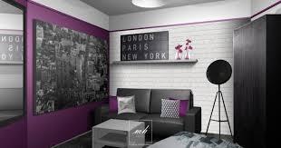 chambre garcon york décoration chambres enfants à mh deco