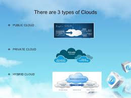 3 kinds of clouds different cloud types explained