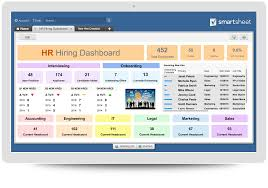 Applicant Tracking Spreadsheet Human Resources Solutions Smartsheet
