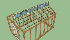 Wooden Planter Plans Howtospecialist How by Free Greenhouse Plans Howtospecialist How To Build Step By