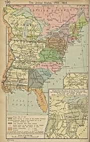 Picture Of The United States Map by Us Territorial Maps 1800 United States Historical Maps Maps Of