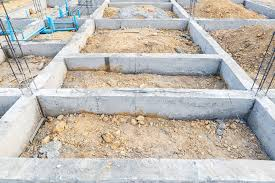 Types Of Foundations For Homes What Are The Insulation Options For A Pier And Beam Foundation