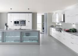 cuisine moderne blanche et cuisine moderne blanche avec clairage design avec cuisine design