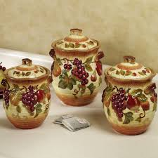 grape kitchen canisters canisters astonishing grape canisters for the kitchen grape theme