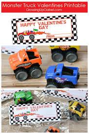 boys valentines truck boys valentines free printable