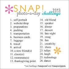 Challenge Instagram Snap 2013 Instagram Challenge Snap Conference