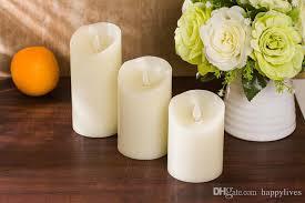 2017 electric candle light candle light speaker led wedding