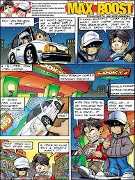 honda tuner max boost is creating comics patreon
