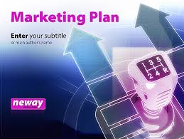 free powerpoint marketing plan template free powerpoint template