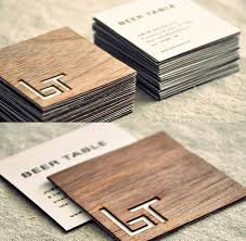 wood business cards by evolvealready ca 6wood choices