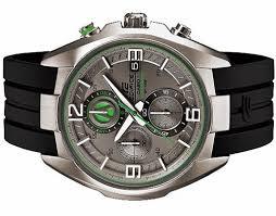 Jam Tangan Casio Karet jual jam tangan casio edifice efr 529 jam casio jam tangan