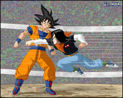 goku vs android 19 dbm goku vs android 17 by dbzwarrior on deviantart