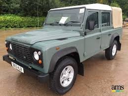 land rover defender 2013 2013 land rover defender 110 double cab reg no dx13 hjv