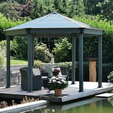 decor interesting gazebo kits for your outdoor living space