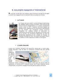 chambre de commerce franco espagnole le marché ferroviaire en espagne 2013 chambre franco espagnole de c
