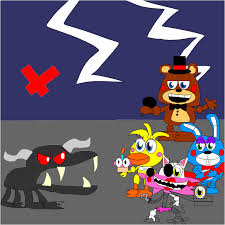 painting fnaf fnaf world ghostbusters edision 2 slimber drawing and