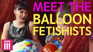 Seeking Balloon Episode Meet The Balloon Fetishists The Lees Show