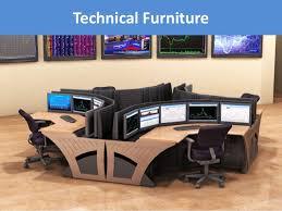 Control Room Desk Cctv Control Room Design Suggestions