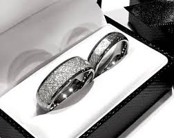 His And Her Wedding Rings by Matching Rings Etsy