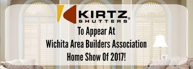 home show archives kirtz shutters custom plantation shutters
