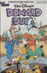 donald duck 278 land totem poles issue