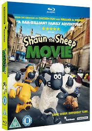 shaun sheep movie blu ray 2015 amazon uk