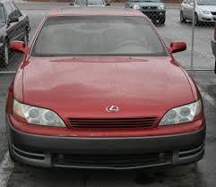 lexus es300 1993 lexus es300