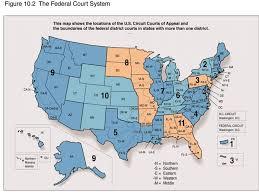 federal circuit court map america s federal court system i judges vs legislators i